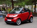 SMART FORTWO 1000 62 kW cabrio passion