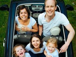 AUTO FAMILIARI PER ANDARE IN VACANZA: LA CLASSIFICA
