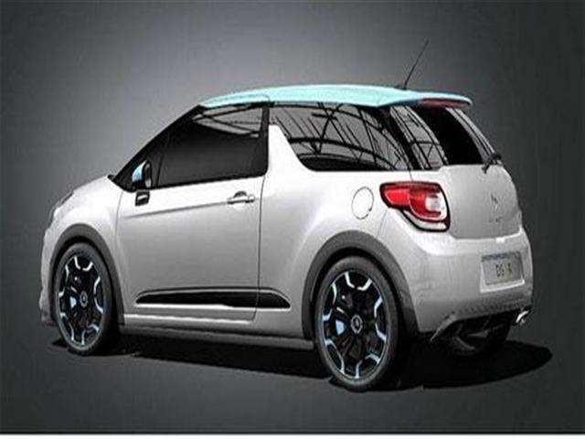 Citroen DS3: sportivamente fashion