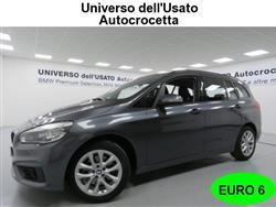 BMW SERIE 2 d 150hp Gran Tourer Auto EURO 6 7 Posti