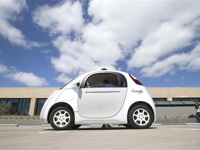 FCA e Google: arriva l'auto che si guida da sola