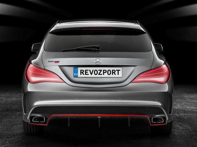 Nuova Mercedes Benz CLA Shooting Brake