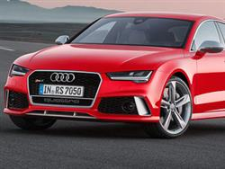 Audi RS7 Sportback si sottopone a restyling