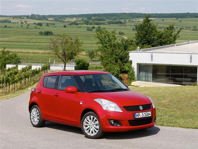 Suzuki Swift: un'auto divertente da guidare
