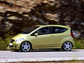 MERCEDES CLASSE A A 200 Turbo Avantgarde