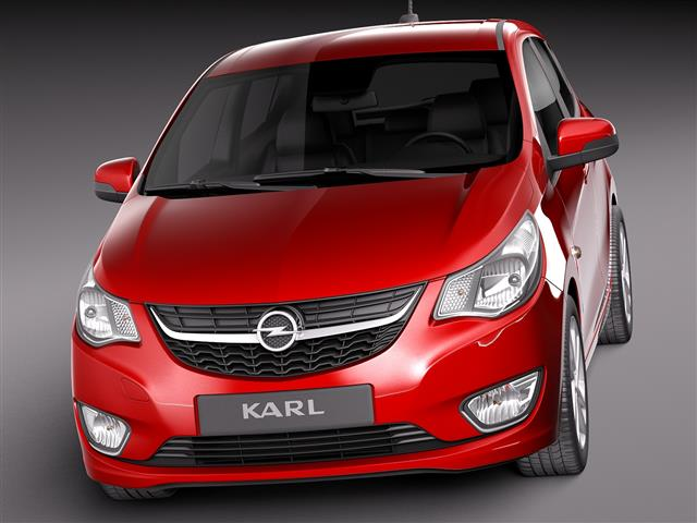 Opel Karl: un solo motore un solo obiettivo