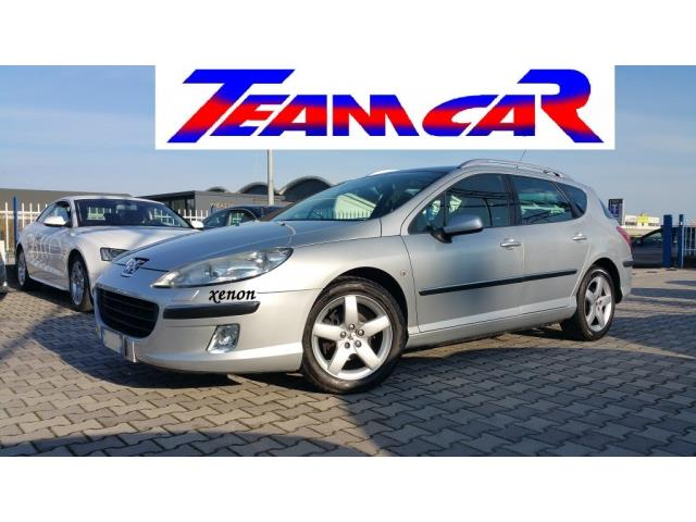 PEUGEOT 407 2.0 HDi aut. SW Executive