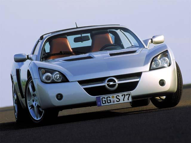 Opel Speedster: pensata per divertire