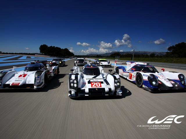 FIA Endurance Campionato del mondo 2014