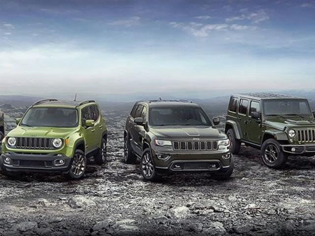 JEEP 75th ANNIVERSARY