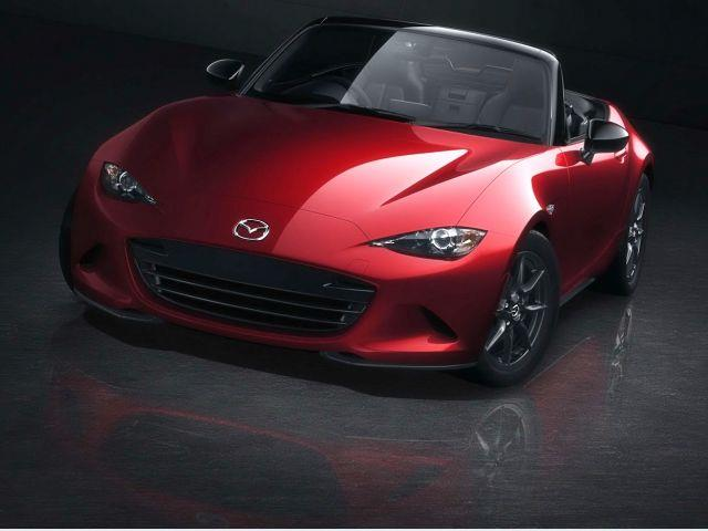Mazda Mx-5 2015 debutta con il brand Fiat