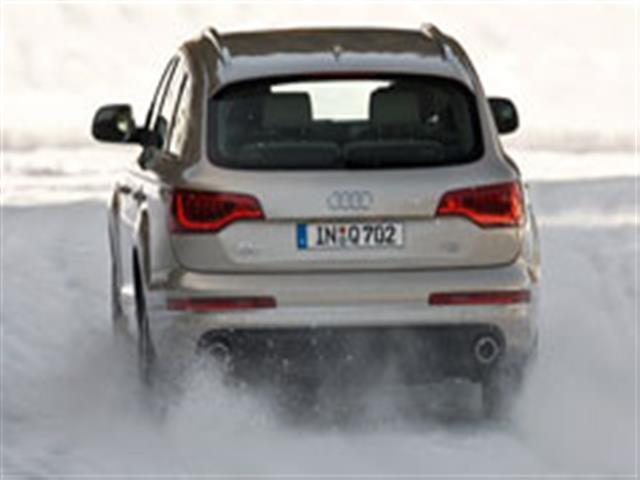 Audi Q7: un SUV tedesco da primato