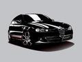 ALFA ROMEO 147 1.6 16V TS 5 porte Black Line