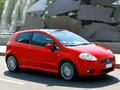 FIAT GRANDE PUNTO Grande Punto 1.3 MJT 90 CV 3 porte Sport