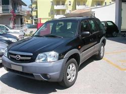 MAZDA TRIBUTE 2.0i 16V cat IMPIANTO METANO