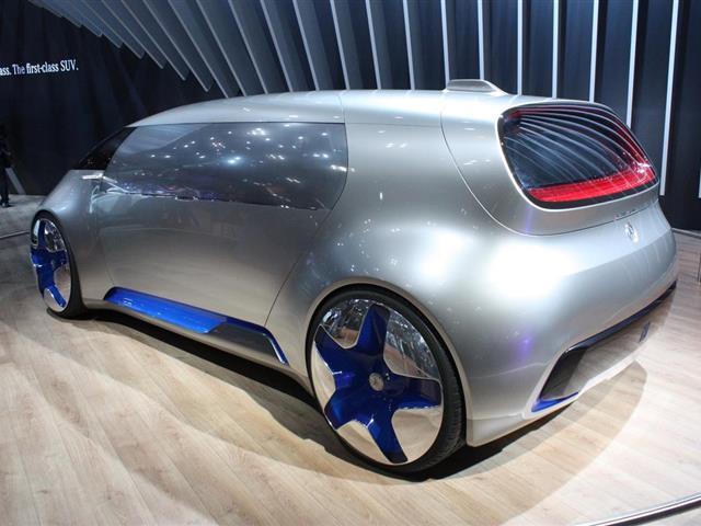 Mercedes Vision Tokyo Concept