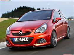 Opel Corsa OPC: Opel Performance Center