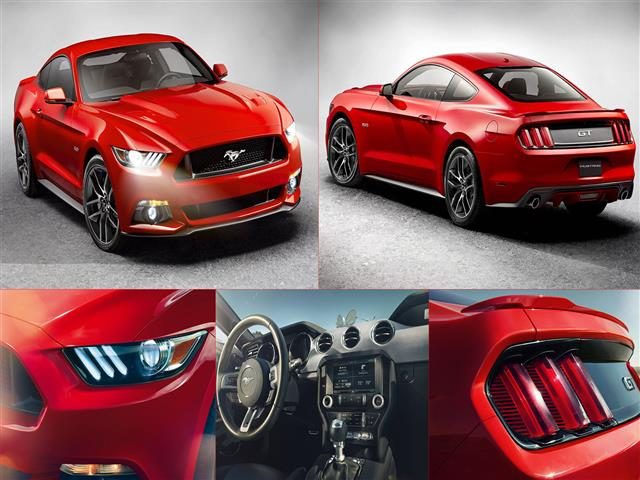 Ford Mustang e Edge: dna americano in Europa