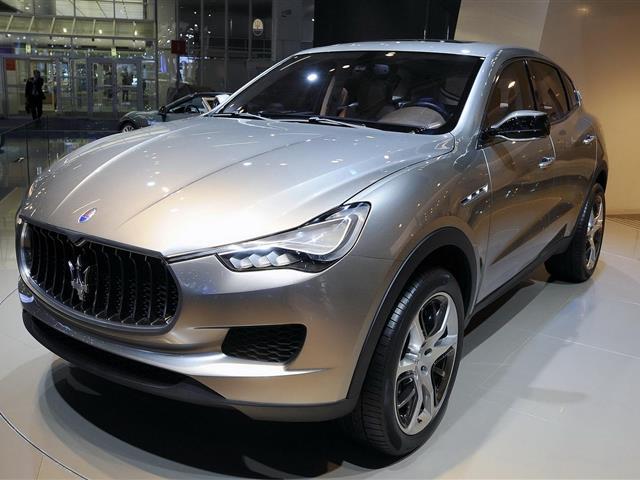Maserati Levante: il SUV del rilancio