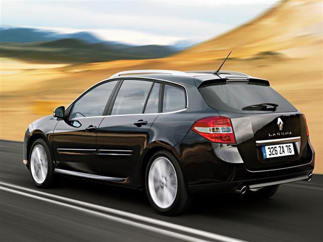 Renault Laguna: tornano le 4 ruote sterzanti