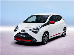 NUOVA TOYOTA AYGO: TERZA GENERAZIONE IN ARRIVO