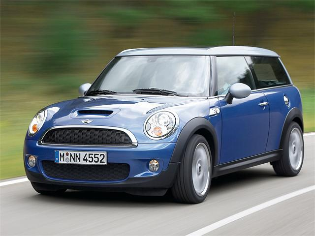 Mini Clubman: brillante e maneggevole