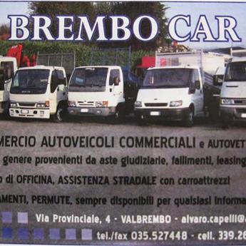 Concessionario Brembo Car di Capelli Pietro di Valbrembo