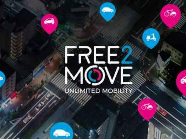 FREE 2MOVE LEASE: DAL CAR SHARING AL NOLEGGIO