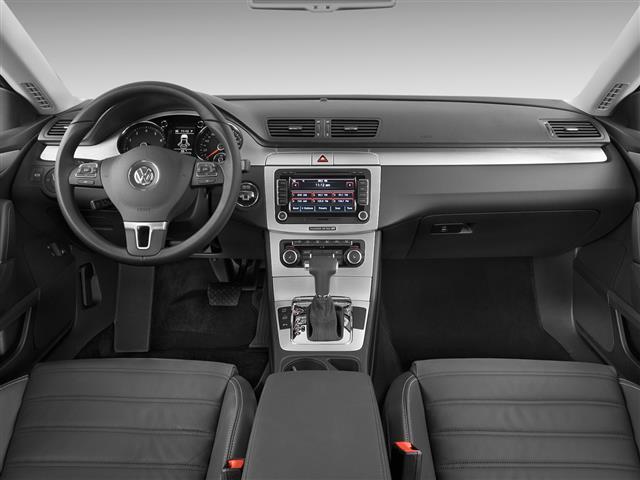 Volkswagen Passat CC: comfort coupé