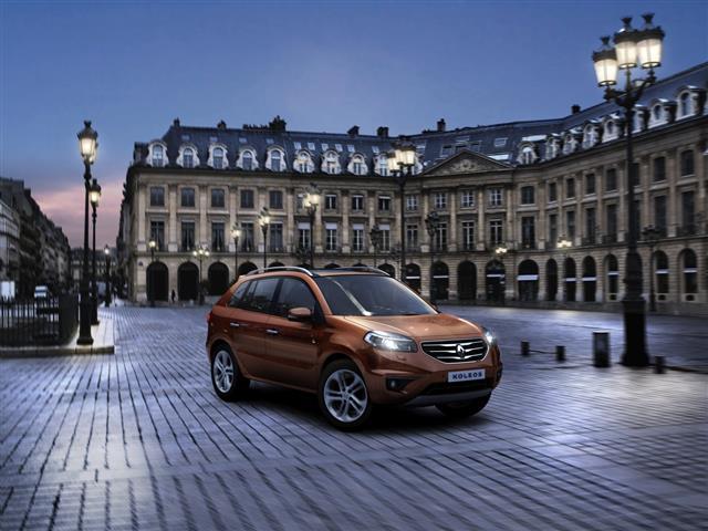 Renault Koleos: SUV francese poliedrico