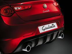 Alfa Romeo Giulietta Sprint omaggia il marchio