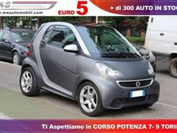 SMART FORTWO 1000 52 kW MHD cabrio pure Unicoproprietario FULL