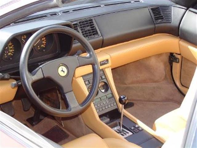 Ferrari 348: discussa new entry tra le storiche