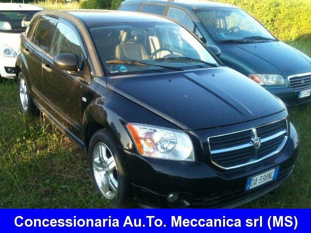 DODGE CALIBER 2.0 Turbodiesel SXT Leather