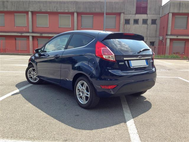 Ford Fiesta 1.0 Ecoboost: il restyling