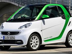 SMART FOR TWO ELECTRIC DRIVE: LA CITY CAR DALL'ANIMA ECO