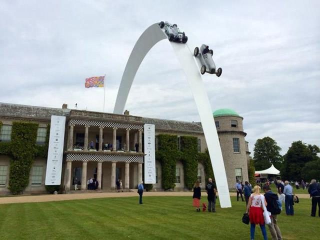 Goodwood Festival of Speed edizione 2014