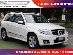 MERCEDES CLASSE GLK CDI 4Matic BlueEFFICIENCY Sport Unicoproprietario