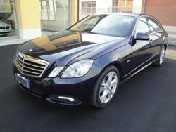 MERCEDES Classe E 220 CDI BlueEFFICIENCY Avantgarde