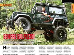 Land Rover Defender: preparazione by Herero