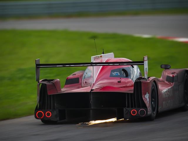 Nissan GT-R LM Nismo LMP1 alla 24 ore di Le Mans