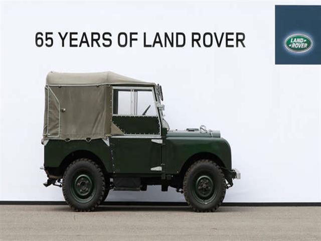 Nuova Land Rover Defender in arrivo nel 2016