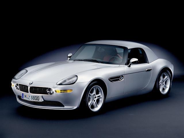 BMW Z8 sposa tradizione, lusso e modernità