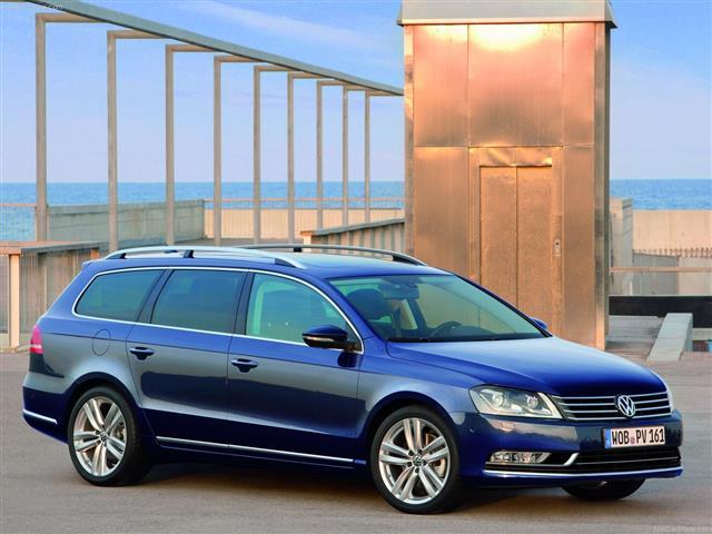 Volkswagen Passat: l'eccellenza di Wolfsburg