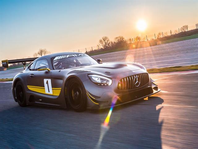 Mercedes AMG GT3 pronta per i campionati GT3