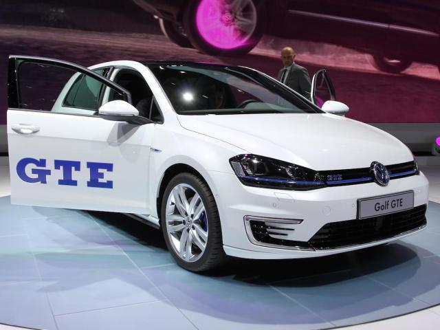 Volkswagen Golf GTE diventa ecosostenibile