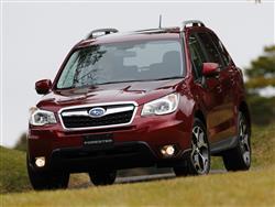 Subaru Forester giunge alla quarta generazione