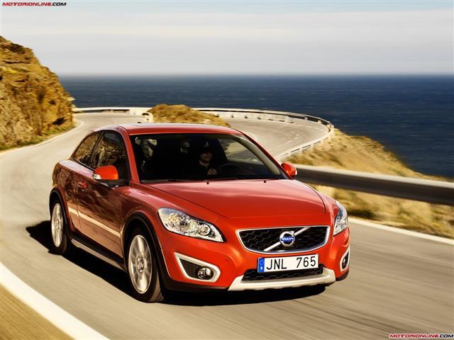 Volvo C30: provata ma non acquistata