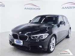 BMW SERIE 1 3-Türer 5 PORTE 190 CV AUTOMATICA