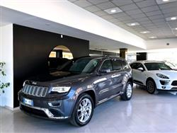 JEEP GRAND CHEROKEE 3.0 V6 CRD 250 CV Multijet II Summit ITALIA/ERFETT